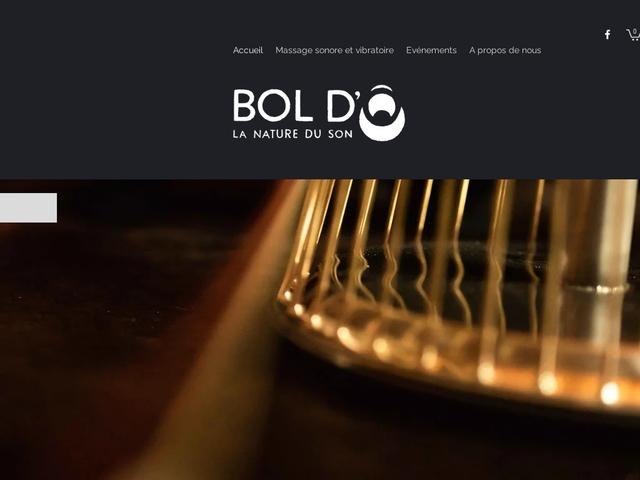 BOL D'Ô - Valérie Davreux