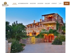 Golden Sun - Hotel 2 keys - Φαλάσαρνα - Κίσσαμος - Χανιά - Κρήτη