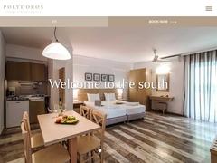 Polydoros - Ξενοδοχείο 2 * - Παλαιόχωρα - Χανιά - Κρήτη