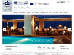 Astir - 4 * Hotel - Patras - Achaia - Peloponnese