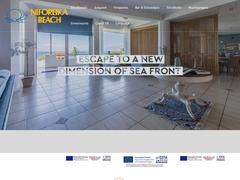 Niforeika Beach - Hôtel 3 *, Niforeika - Patras - Achaia - Péloponnèse