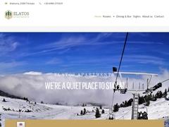 Elatos Apartments 3 Clés - Klitoria - Kalavryta - Achaia - Péloponnèse