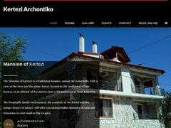 Kertezi's Guesthouse 3 Clés - Kertezi - Kalavryta, Achaia, Péloponnèse
