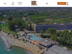 Long Beach Resort Hôtel 3 * - Longos - Egialia - Achaia - Péloponnèse