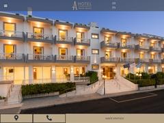 Akrata Beach - 3 * Hotel - Akrata - Achaia - Peloponnese