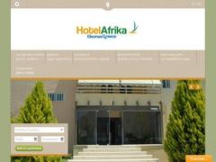 Afrika - Hôtel 2 * - Eleonas - Diakopto - Achaia - Péloponnèse
