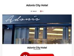 Adonis - Hotel 2 * - Patras - Achaia - Péloponnèse
