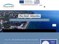 Plaz - Hôtel 2 * - Seleinitika - Egialia - Achaia - Péloponnèse