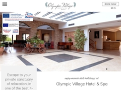 Olympic Village - 4 * Hotel - Ancient Olympia - Elias - Peloponnese