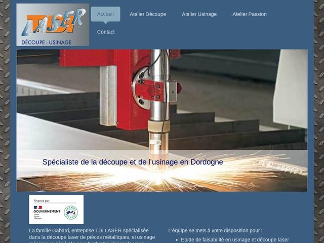 T.D.I-Laser Sarl - (24) -B.E Tech -M.G-Précis -Découpe Laser