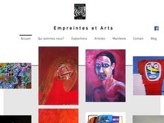 Empreintes et arts