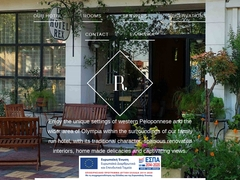 Rex - Hotel 3 * - Zacharo - Elias - Péloponnèse
