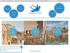 Amphitryon - Ξενοδοχείο 5 * - Ναύπλιο - Αργολίδα - Πελοπόννησος