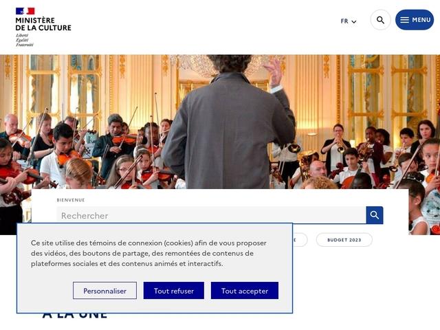 FranceTerme / Ressources / Accueil - Culture.fr