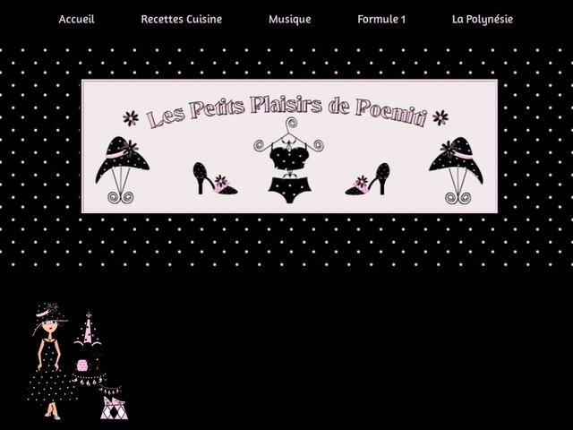 LES PETITS PLAISIRS DE POEMITI
