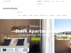 Stork Apartments - 4 Keys Hotel - Vivari - Argolida - Peloponnese