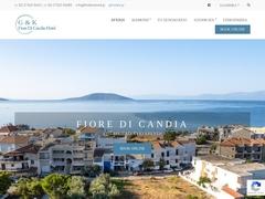 Fiore di Candia - hotel 3 * - Κάντια - Ασίνη - Αργολίδα - Πελοπόννησος