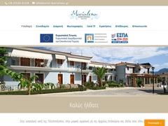 Marialena Apartments 3 * - Επίδαυρος - Αργολίδα - Πελοπόννησος