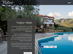 Yialasi 3 * Hotel - Gialassi - Epidavros - Argolida - Peloponnese