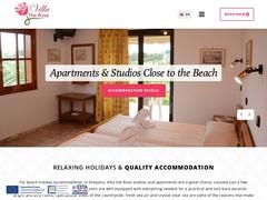 The Rose Villa 3 Keys - Drepano - Assini - Argolida - Peloponnese