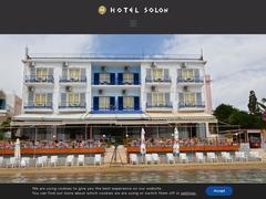 Solon Hotel 3 * - Tolo - Argolis - Peloponnese