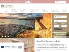 Omorfi Poli Pension 3 Keys - Nafplion - Argolida - Peloponnese