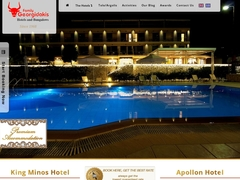 King Minos (georgidakis) - Ξενοδοχείο 2 * - Τολό - Ναύπλιο - Αργολίδα