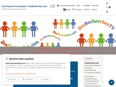 Boutique en ligne By DesRecherches.com !