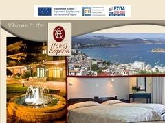 Esperia - Ξενοδοχείο 2 * - Τολό - Ναύπλιο - Αργολίδα - Πελοπόννησος