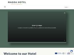Magda - Hotel 2 * - Γιαλόση - Επίδαυρος - Αργολίδα - Πελοπόννησος