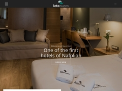 Leto Nuevo - Ξενοδοχείο 1 * - Ναύπλιο - Αργολίδα - Πελοπόννησος