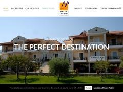 Manto Studios Hôtel  2*  - Agios Christoforos - Arkadie - Péloponnèse