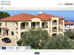 Patelis - 3 * Hotel - Poulithra - Leonidio - Arkadie - Peloponnese
