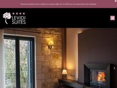 Levidi Suites - Hôtel 4 * - Levidi - Mantinia - Arkadie - Péloponnèse