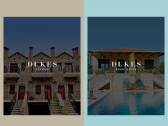 Dukes Apartments - Άστρος - Αρκάδι - Πελοπόννησος