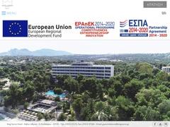 King Saron - Ξενοδοχείο 4 * - Κάβος - Ίσθμια - Κορινθία - Πελοπόννησος