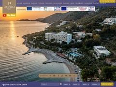 Pappas - Ξενοδοχείο 3 * - Πευκάκι - Λουτράκι - Κορινθία - Πελοπόννησος