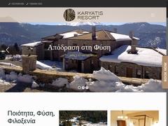 Karyatis Resort Hotel 3 *, Karyas, Xylokastro, Corinthia - Peloponnese