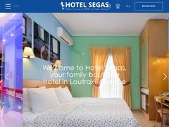 Segas - Ξενοδοχείο 2 * - Λουτράκι - Κορινθία - Πελοπόννησος
