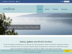 Mirella Studios 1 Clé - Loutra Oraias Elenis - Saronikos - Péloponnèse