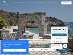 Lalloudes - 4 Keys Hotel - Exo Nymfio - Magne Est - Πελοπόννησος