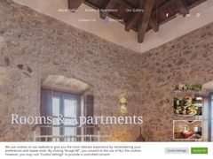 Kellia Guesthouse Ξενοδοχείο 4 * - Μονεμβασιά - Λακωνία - Πελοπόννησος