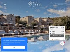 100 Rizes Resort Hotel 4 * - Καμάρες - Γύθειο - Λακωνία - Πελοπόννησος