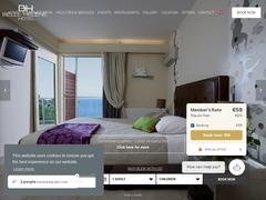 Belle Helene - Hotel 3 * - Βαθύ - Γύθειο - Λακωνία - Πελοπόννησος