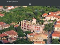 Βυζάντιο - Ξενοδοχείο 3 * - Μυστρά - Λακωνία - Πελοπόννησος