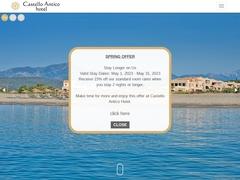 Castello Antico Hotel 3*, Μαυροβούνι - Γύθειο - Λακωνία - Πελοπόννησος