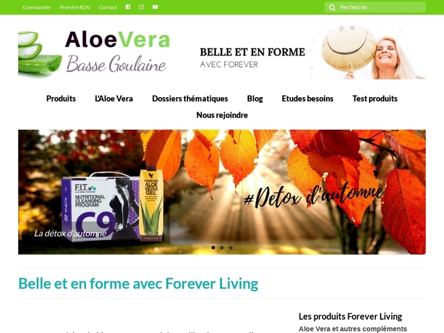 aloeverabassgoulaine.fr