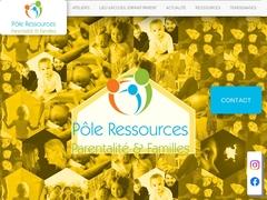 Association Pôle Ressources Parentalité et Familles