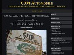 CJM automobile