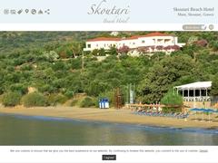 Skoutari Beach - 2 * Hotel - Skoutari - Gythio - Laconia - Peloponnese